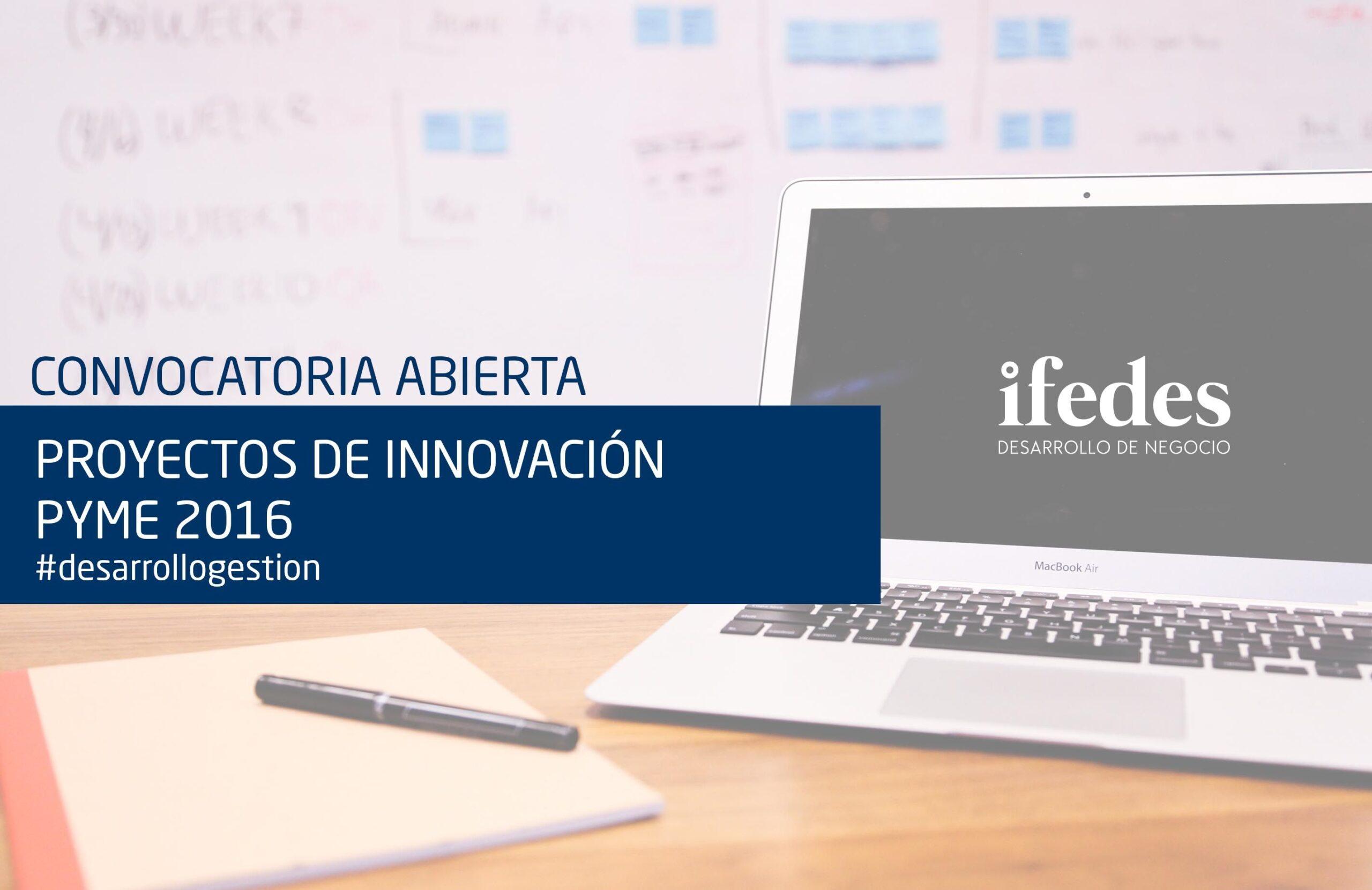 Ayuda Innovación IVACE