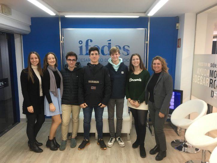 Grupo Ifedes Talento Universitario CEU