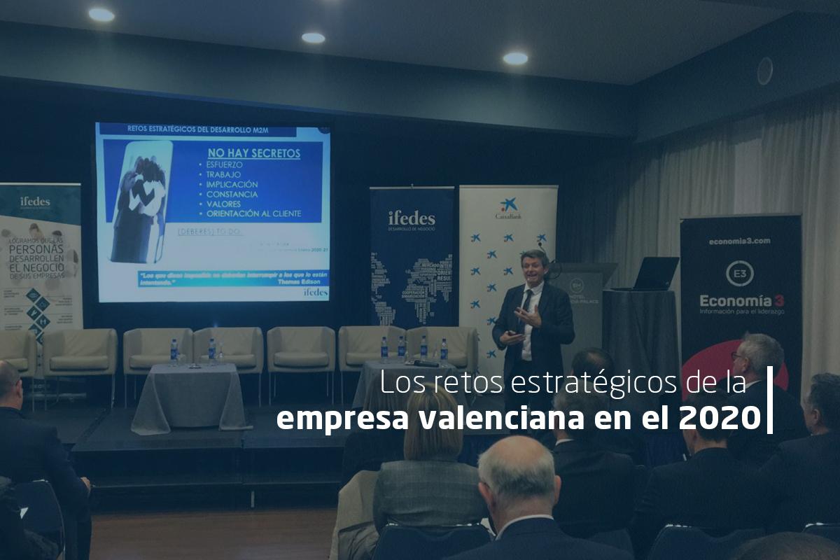 retos estrategicos empresa valenciana 2020