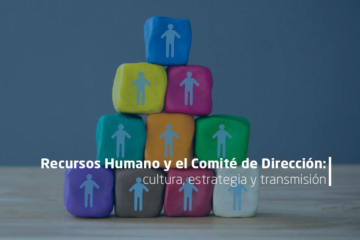 Recursos Humanos y Comité de Dirección