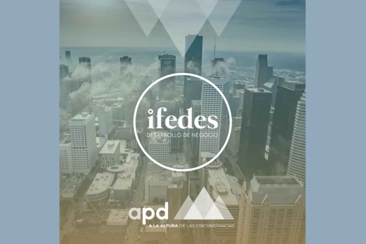 Grupo Ifedes se una a APD a la altura de las circunstancias