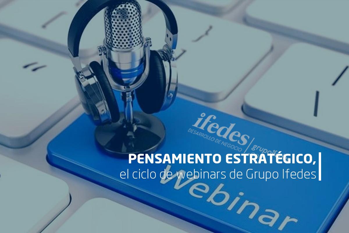 webinar Pensamiento Estratégico - Grupo Ifedes