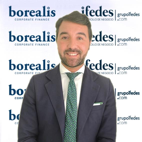 Adrián Durán Borealis