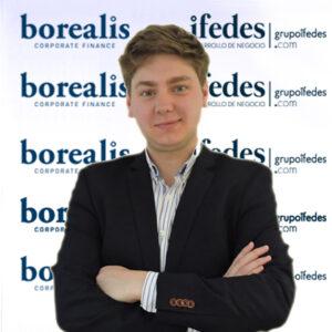 Bastien Mahoux Borealis