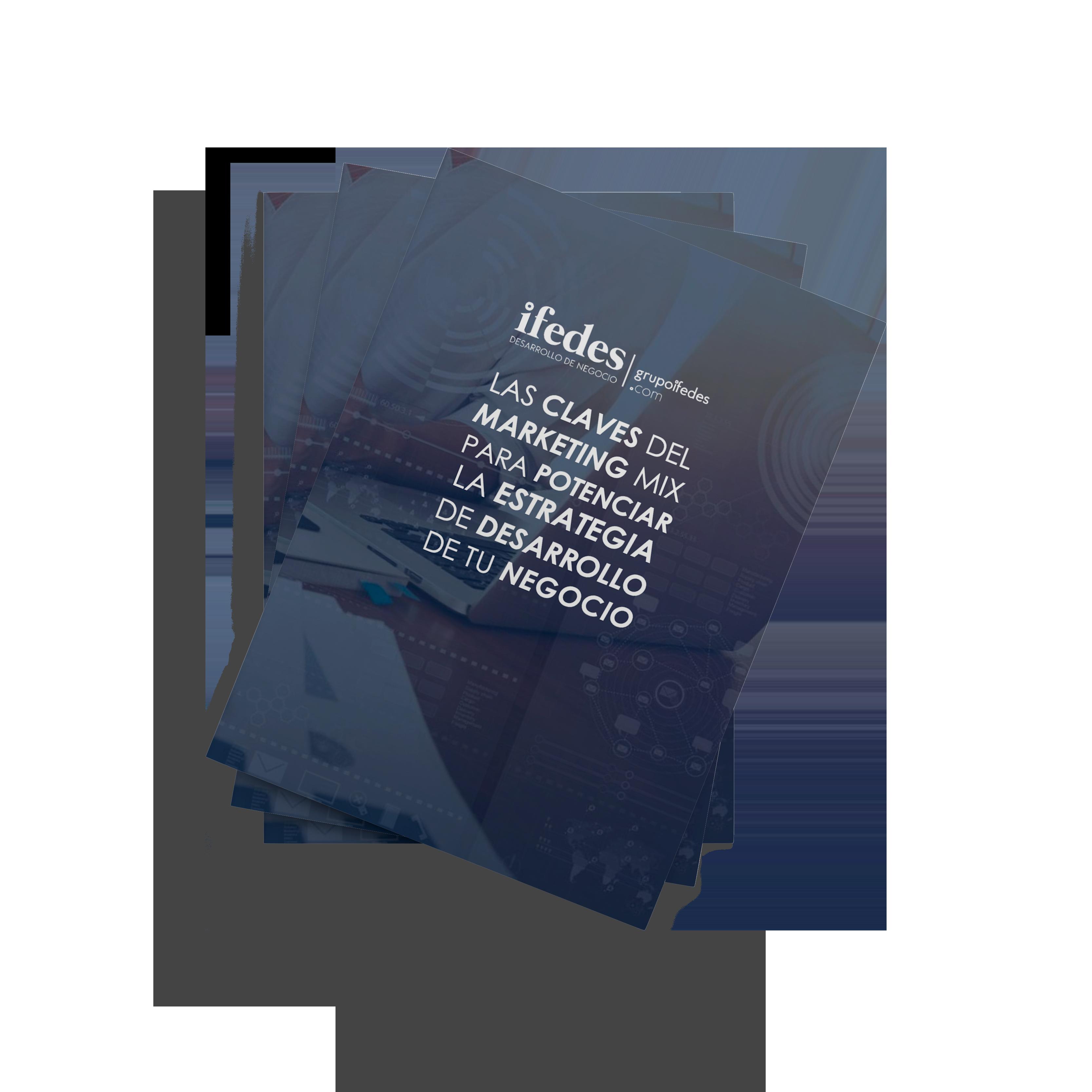 Ebook Marketing Mix Ifedes