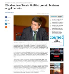 Tomás Guillén Business Angel