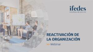 Reactivacion de la organización