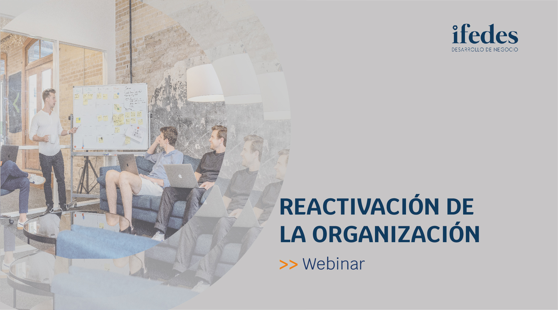 reactivación organización