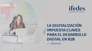 Digitalizacion impuesta B2B