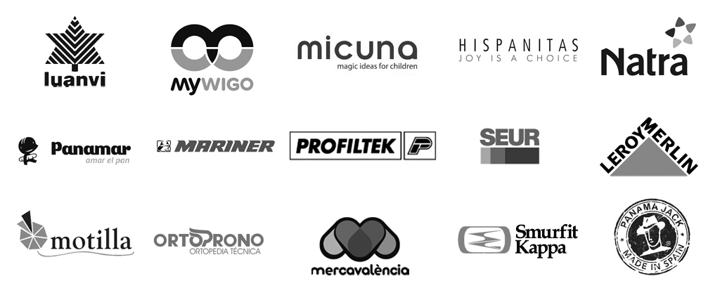 Logos Empresas numero tres