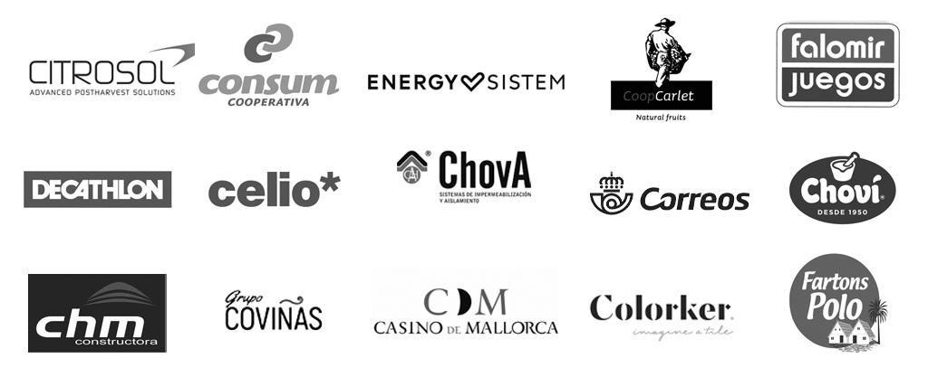Logos Empresas numero cinco