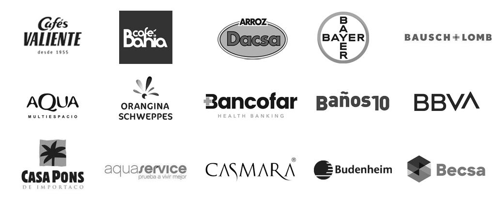 Logos Empresas numero seis