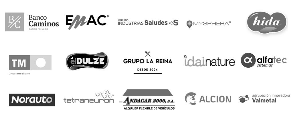 Logos Empresas numero ocho