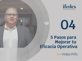 Juanjo Puchol Ifedes eficacia operativa