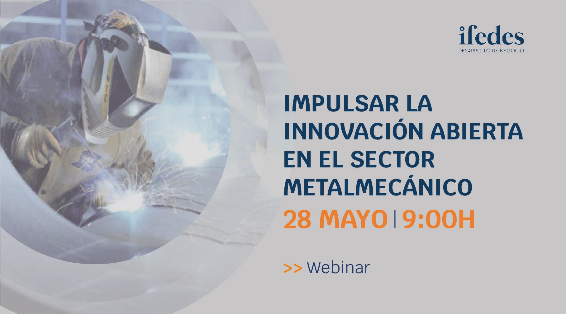 webinar secctor metalmecánico