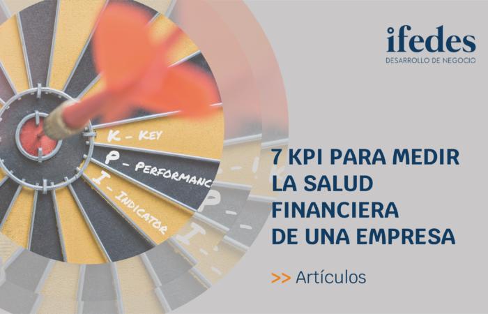 KPI SALUD FINANCIERA EMPRESA