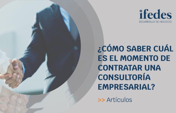 Consultoría empresarial consultores externos